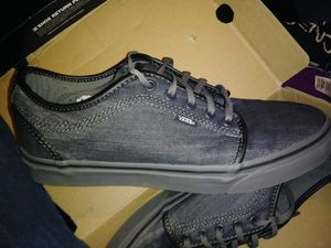 Brand new vans chukka low pro. Mens shoes size 10.5 for Sale in Joplin, MO