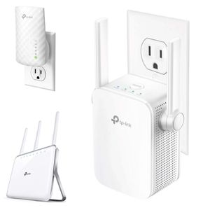 $100 Whole home wifi system. Router and 2 range extenders. Great for gaming. for Sale in Durham, NC