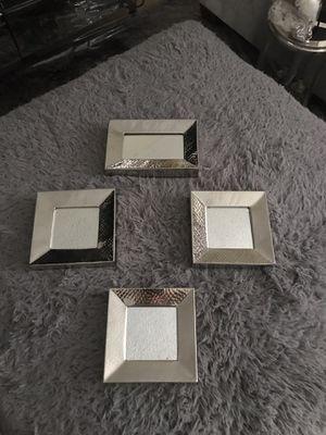 Four Decorative Wall Mirror by Riado $40 for Sale in Miami, FL