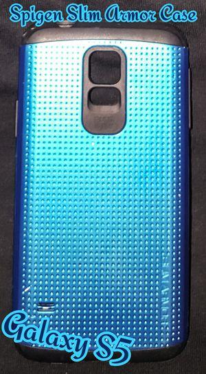 Galaxy S5 Spigen Slim Armor Phone Case for Sale in Bolingbrook, IL