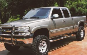 $1000 Low Price! 2002 Chevy Silverado/Very///clean for Sale in Raleigh, NC