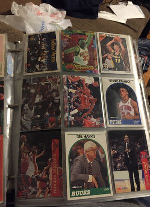 Basketball cards for sale for Sale in Temple Hills, MD