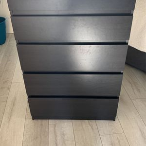 5 Drawer Dresser for Sale in San Diego, CA