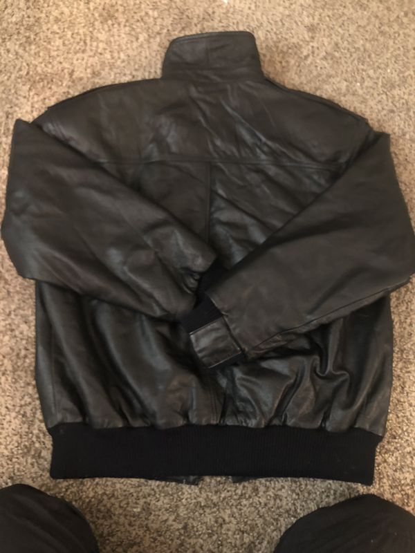 Georgetown leather size m
