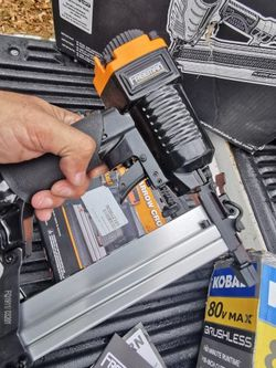 Finishing nail pistol for Sale in Lake City,  GA