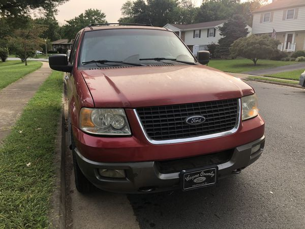 2003 Ford Expedition XLT - Parts or Donor only