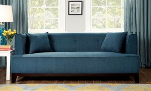 Dark teal Transitional style sofa couch for Sale in Downey, CA
