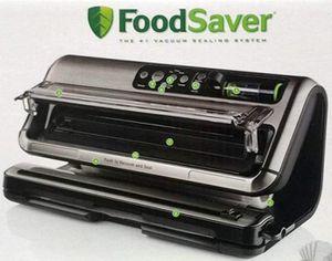 FoodSaver 2-in-1 Vacuum Sealing System ($349.99 Retail) for Sale in Bradenton, FL