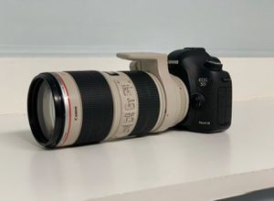 Canon 5d Mark iii with 70-200 IS version!! Best deal for Sale in Quincy, MA