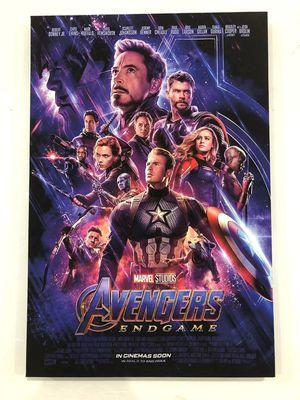 Avengers Endgame Wall art for Sale in San Francisco, CA