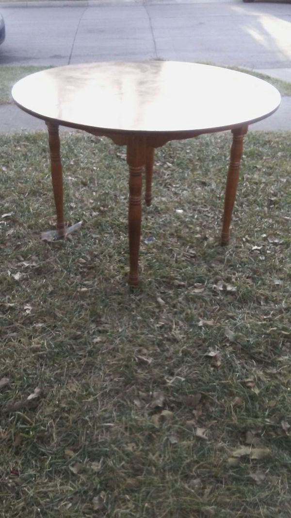 Sprague And Carleton Rock Maple Country Style Dining Table