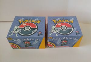 Pokémon Base 2 Booster Boxes. Pokemon Sealed Booster Boxes Base 2 for Sale in Seattle, WA