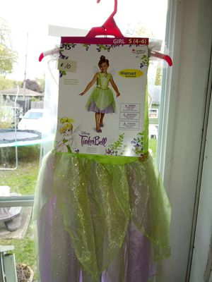 Tinkerbell costumes for Sale in Zion, IL