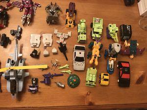 G1 Transformers Gobots Vintage Action Figures for Sale in Orange Park, FL