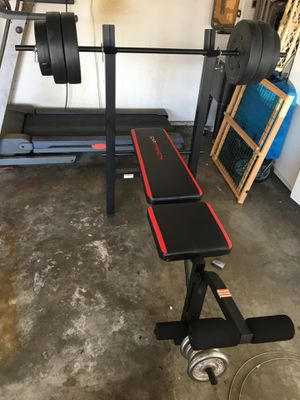 Weight bench for Sale in Laguna Hills, CA