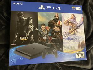 BRAND NEW PS4 1TB Bundle for Sale in Spring Valley, CA