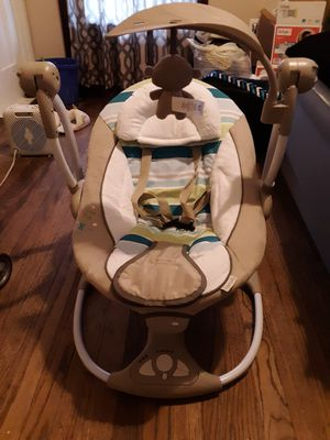 Baby swing for Sale in Jamestown, NY