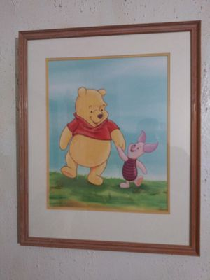 Winnie the pooh picture for Sale in Fort Worth, TX