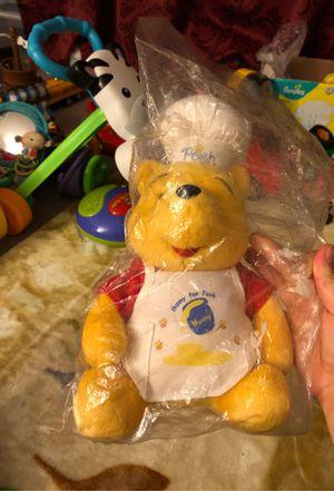 Stuffed Pooh bear for Sale in Encinitas, CA
