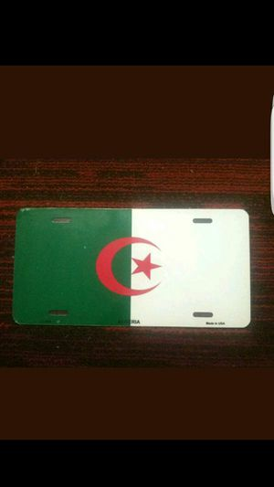 Algeria flag car truck new for Sale in Raleigh, NC