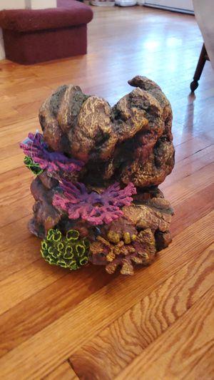 Fish Tank Coral Decoration for Sale in West Orange, NJ