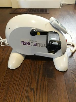 Verseo freedom Cycle Compact digital exercise bike electronic timer for Sale in Freehold, NJ