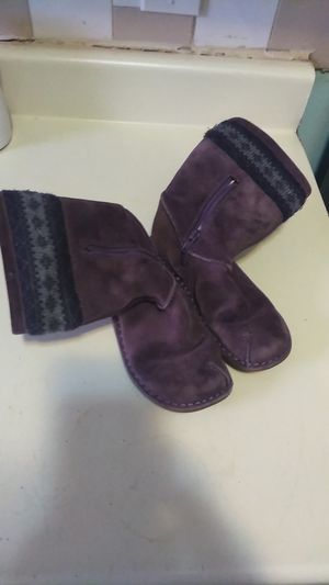 Clark's Girl Boots - Size 12 - daughter outgrew for Sale in Brooklyn, NY