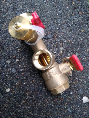 WATTS LFTWH-FT-H Tankless Water Heater Valve Single Part Only for Sale in Winston-Salem, NC