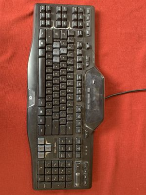 Logitech G510s Gaming Keyboard for Sale in Anchorage, AK