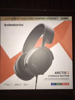Headphones for PS4, SWITCH, and XBOX ONE for Sale in Corona, CA