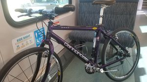 """1995 """"rare"""" cannondale with mavic crossride wheelset for Sale in Sanford, FL"""