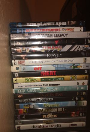 19 movies give me an offer willing to negotiate for Sale in Santa Ana, CA