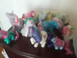 Vintage G1 My Little Ponies for Sale in Huntington Beach, CA