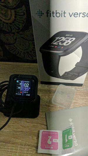 Fitbit Versa for Sale in Ypsilanti, MI
