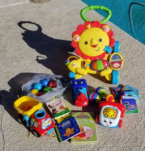 Misc Toddler Toys and Books for Sale in Tempe, AZ