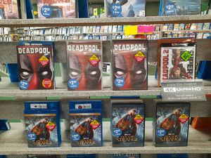 Marvel / DC Movies for Sale in Clinton Township, MI