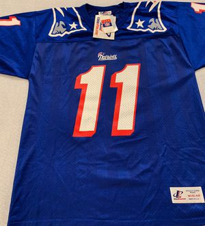Drew Bledsoe VINTAGE Patriots Jersey (NWT) for Sale in Vancouver, WA