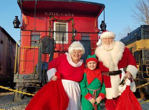 Santa train tickets for Sale in Annandale, VA