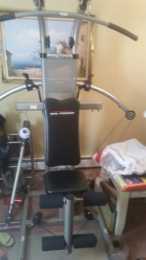 Like new. Best reasonable offer. Also have treadmill. for Sale in North Attleborough, MA