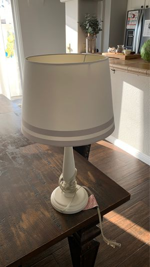 Pottery Barn table lamp for Sale in Covina, CA