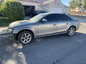 09 Audi A4 complete for parts for Sale in North Las Vegas, NV