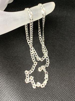 Silver chain for women for Sale in Whittier, CA