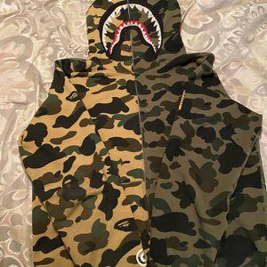 Authentic Bape hoodie for Sale in Atlanta, GA