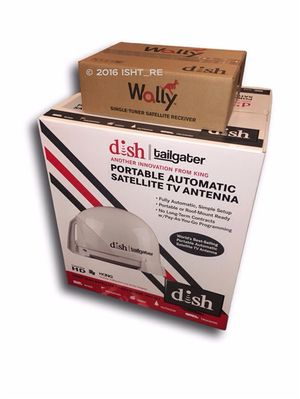 Dish tailgater systems for Sale in Des Moines, IA