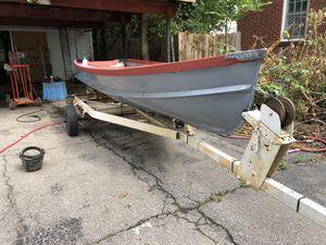 14 ft Jon boat for Sale in Wichita, KS