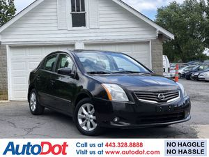 2011 Nissan Sentra for Sale in Sykesville, MD