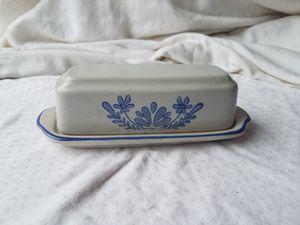 Pfaltzgraff Yorketowne butter dish for Sale in Cumming, GA