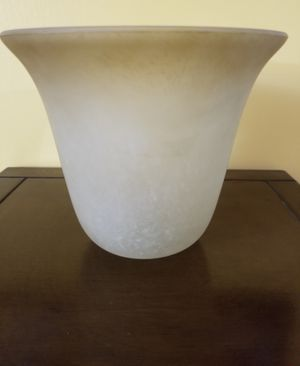 Glass lamp shade for Sale in Miami, FL