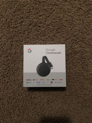 Google Chromecast for Sale in Fort Collins, CO