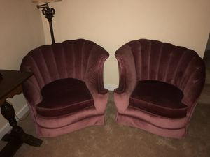 Two Antique Chairs for Sale in Pittsburgh, PA